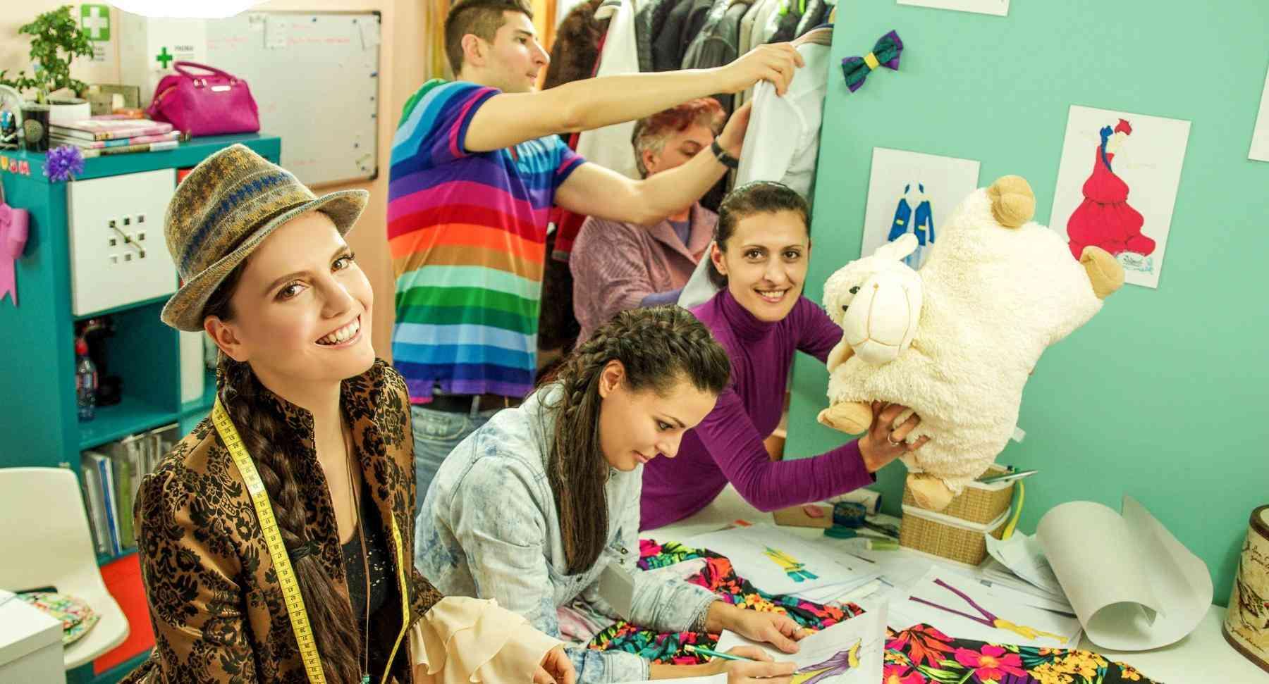 Atelier de creatie vestimentara