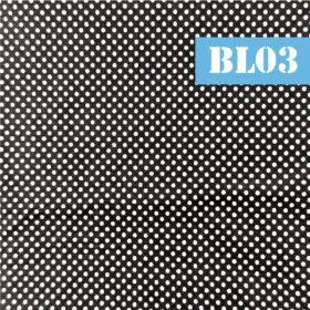 bl03 buline albe fundal negru