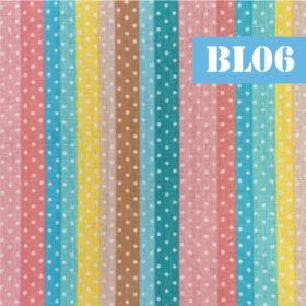 bl06 buline multicolore