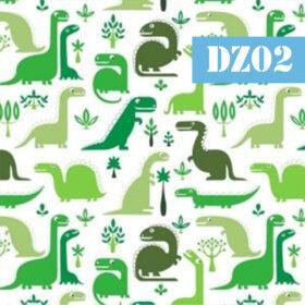 dz02 dinozauri verzi
