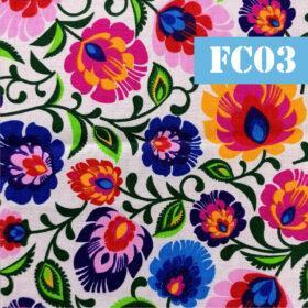 fc03 flori multicolore
