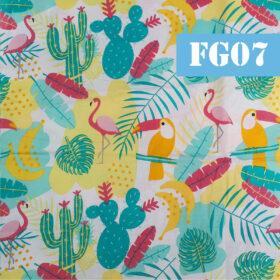 fg07 tucano si flamingo frunze