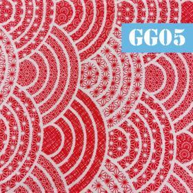 gg05 forme geometrice cercuri dungi rosu
