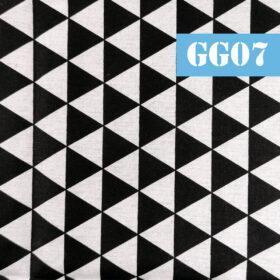 gg07 triunghiuri alb si negru