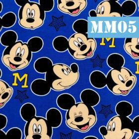 mm05 mickey fundal albastru