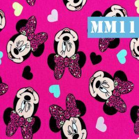 mm11 minnie fundal roz inimioare