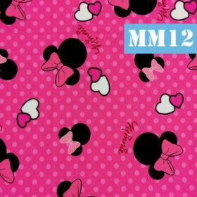 mm12 minnie fundal roz text