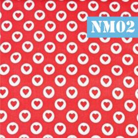 nm02 inimioare incercuite fundal rosu
