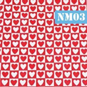 nm03 inimioare rosii si albe patrate