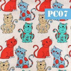 pc07 pisici cu buline