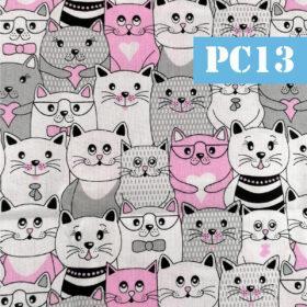 pc13 pisici gri si roz