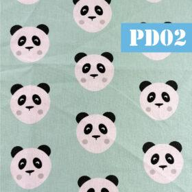 pd02 panda turcoaz