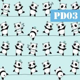 pd03 panda acrobatie