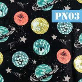 pn03 planete fundal negru