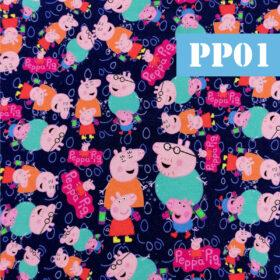 pp01 peppa pig albastru