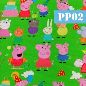 pp02 peppa pig verde