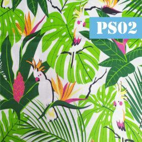 ps02 papagali si frunze jungla