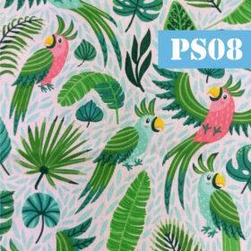ps08 pasari papagali