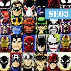 se03 super eroi