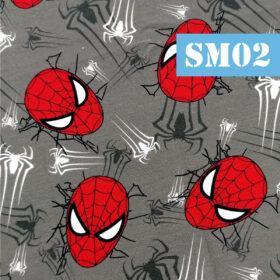 sm02 spider man fundal gri