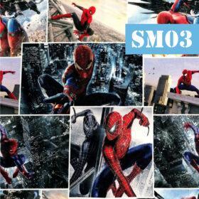 sm03 spider man in actiune