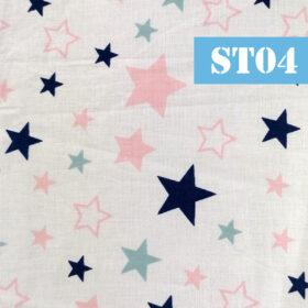 st04 stelute fundal alb