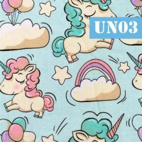 un03 unicorni creti fundal turcoaz