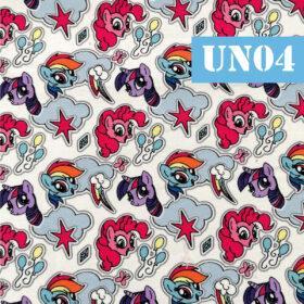 un04 unicorni capete desene animate