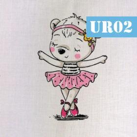 ur02 ursulet balerina