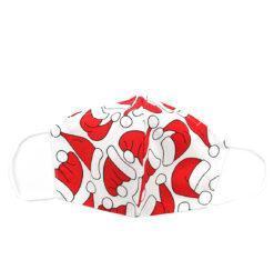 Set 6 masti pentru copii 3-6 ani imprimeuri de Craciun