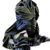 Masca 2in1 esarfa fashion cu imprimeu, Masca 2in1 esarfa fashion cu imprimeu