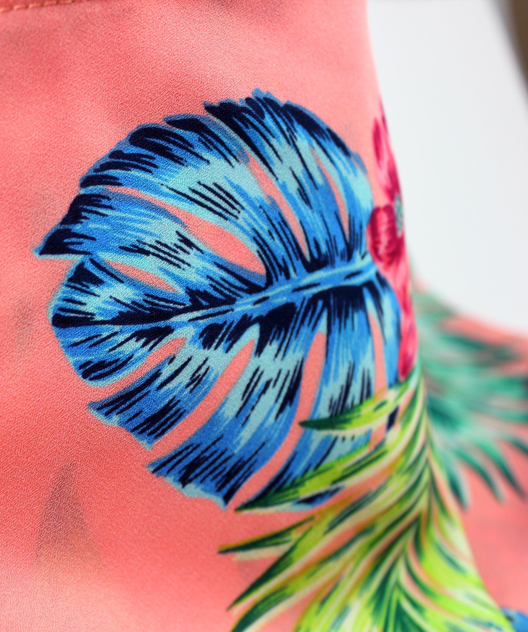 Masca dama 2in1 esarfa colorata