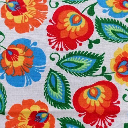 masti anatomice cu imprimeuri colorate cu flori