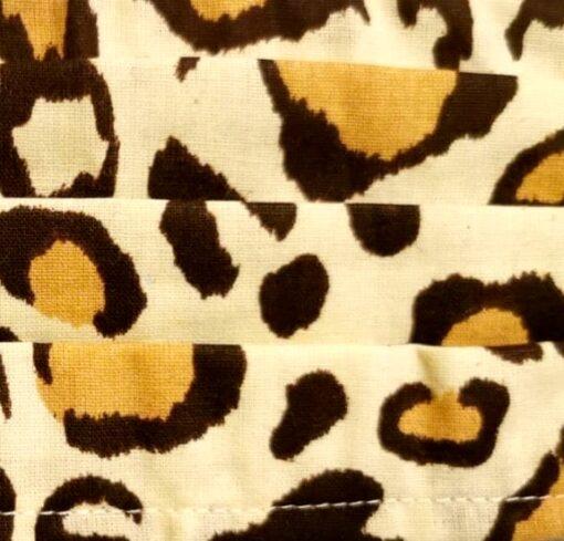 masti protectie fata pentru femei cu animal print