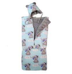 Paturica bebe si sac de dormit 3in1