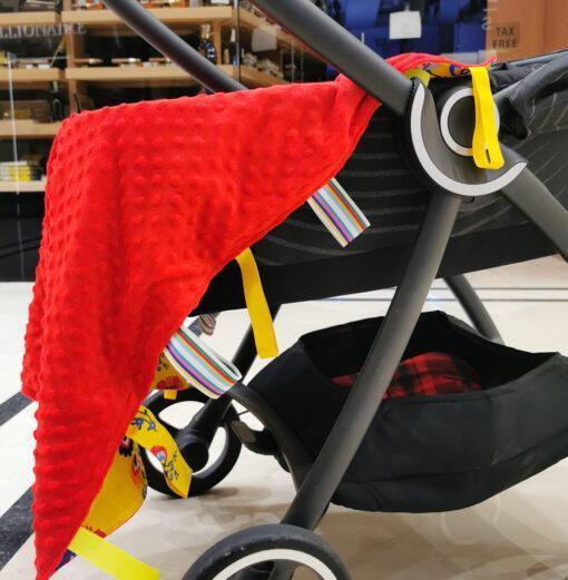 Paturica senzoriala pentru bebelusi
