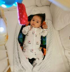 Paturica Bebe 2in1 Sac de dormit